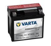 Motobaterie VARTA 12V 4Ah 80A AGM YTX5L-BS