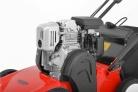 Motorový provzdušňovač trávníku HECHT S 390 H s originálním motorem Honda o výkonu 4 HP