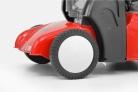 Motorový provzdušňovač trávníku HECHT S 390 H - kvalitní kola
