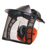 Ochrana očí - přední štít se sluchátky HECHT 900105
