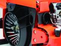 Benzínová řetězová pila ECHO CS-550 s technologií G-Force pro nucené čištění vzduchové filtru