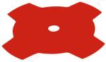 Nůž pro křovinořez univerzální 4-zubý 255 mm OREGON 295501-0