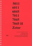 Katalog ND ZETOR 5011-7045