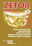 Katalog ND ZETOR Proxima (2011-2013)