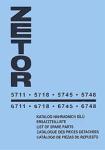 Katalog ND ZETOR Z 5711-6748