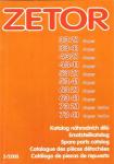 Katalog ND ZETOR Super Z 3321-7341