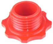 Zátka červená - velká (JRL+FRT) 6901-0287