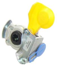 Hlavice spojovací žlutá (JRL+FRT) ZETOR 53.236.912