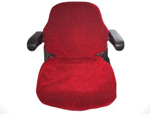Potah sedačky GRAMMER MSG/741 bez prodloužení zádové opěrky