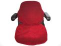 Potah sedačky GRAMMER MSG/721 bez prodloužení zádové opěrky