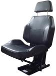 Traktorová sedačka - koženka MARS nový typ