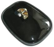 Zpětné zrcátko - vypouklé (M92) 5911-6662
