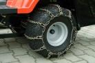 """Sněhové řetězy k zahradnímu traktoru SECO 18"""""""
