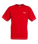 Pánské červené tričko ZETOR - XL