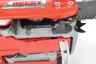 Motorová řetězová pila HECHT 45 - regulace mazání řetězu