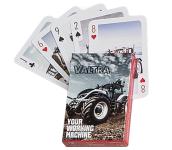 Hrací karty VALTRA