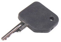 Klíček pro spínací skříňku Pollak (JRL+FRT) 6245-5770