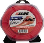 Žací struna 2,0mm x 12m ECHO Round