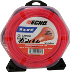 Žací struna 2,4mm x 12m ECHO Round