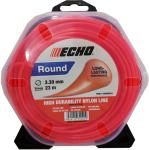 Žací struna 3,3mm x 23m ECHO Round