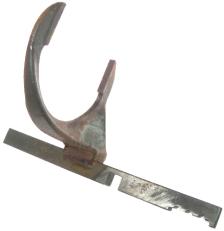 Přesuvná vidlice redukce (URI) ZETOR 5545-3029