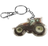 Přívěsek na klíče s traktorem VALTRA