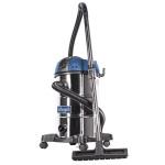 Průmyslový vysavač na suché/mokré vysávání 30 l s mechanickým oklepem filtru