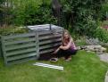 Rozšiřovací modul pro kompostér LIMES K 11