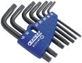 Sada 7ks zástrčných klíčů Torx TONA E121102