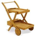 Servírovací stolek V-Garden King