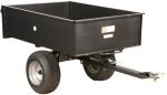 Sklopný vozík k zahradnímu traktoru SECO