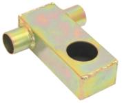 Skříňka ohřívače chladící kapaliny přímá 6901-1733