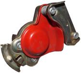 Spojovací hlavice M16x1,5 červená (JRL+FRT) 54.236.911