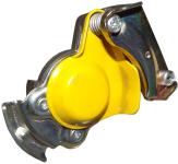 Spojovací hlavice M16x1,5 žlutá (JRL+FRT) 54.236.912