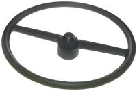 Volant nízký černý (URI) 5511-3541