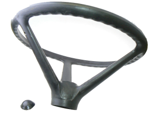 Volant trojramenný - vysoký (URI) ZETOR 5611-3501
