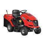 Zahradní traktor SECO Challenge AJ V1