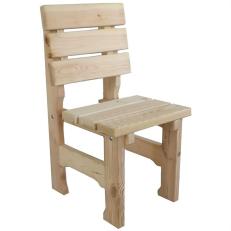 Zahradní židle TRIZTAL Víkend Natural