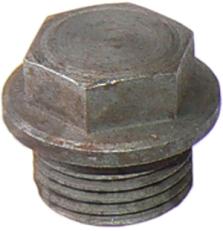 Zátka olejového kanálu ZETOR 5501-0122